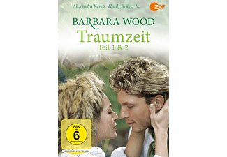 Barbara Wood: Traumzeit Teil 1&2 - (DVD)