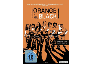 Orange is the new Black - Die komplette fünfte Staffel - (DVD)