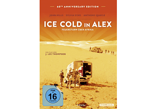 Ice Cold in Alex - Feuersturm über Afrika - (DVD)