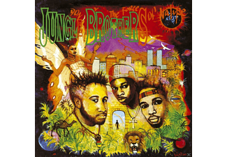 Jungle Brothers - Done By The Forces Of Nature - (Vinyl)