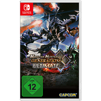 Monster Hunter Generations Ultimate [Nintendo Switch]