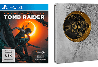 Shadow of the Tomb Raider (Standard Edition) inkl. SteelBook - PlayStation 4