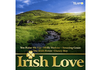 VARIOUS - Irish Love - (CD)