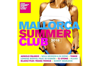 VARIOUS - Mallorca Summer Club 2018 [CD]