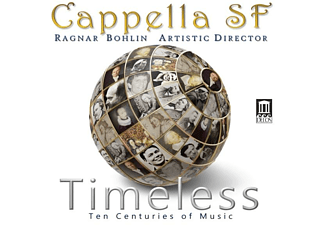 Ragnar/capella Sf Bohlin - Timeless-Ten Centuries of Music - (CD)