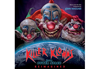 HOLLYWOOD ORCHESTRA / BEAR MCCREARY - Space Invaders/Killer Klowns from Outer Space - (CD)