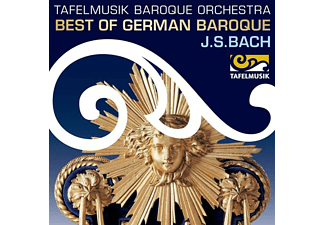 Lamon/Taurins/Tafelmusik Baroque O.& Chamb.Choir - Best of German Baroque - (CD)