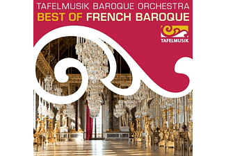 Lamon/Taurins/Tafelmusik Baroque O.& Chamb.Choir - Best of French Baroque - (CD)