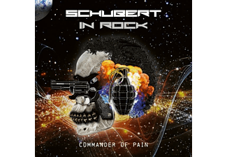 Schubert In Rock - Commander Of Pain - (CD)