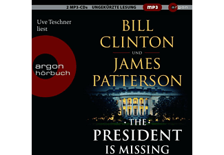 The President Is Missing - 2 MP3-CD - Krimi/Thriller