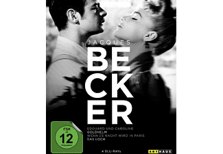Jacques Becker Edition - (Blu-ray)