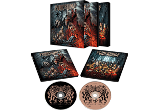 Powerwolf - The Sacrament Of Sin (Exklusive Limited 2CD Mediabook + kostenloses Medallion) - (CD + Buch)