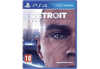 SONY Detroit:Become Human/EAS PS4 Oyun
