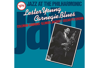 Lester Young - Carnegie Blues (Vinyl LP (nagylemez))