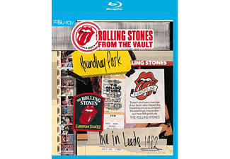 The Rolling Stones - From The Vault: Leeds Roundhay Park (Live In 1982) (Blu-ray)