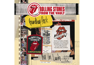 The Rolling Stones - From The Vault: Live In Leeds 1982 (CD + DVD)
