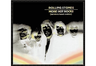 The Rolling Stones - More Hot Rocks ( Big Hits & Fazed Cookies) (CD)