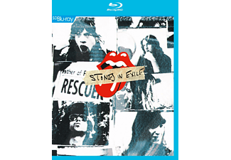 The Rolling Stones - Stones In Exile (Blu-ray)