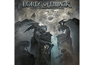 Lords Of Black - Icons Of The New Days (Digipak) (CD)