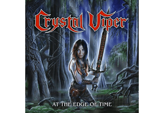 "Crystal Viper - At The Edge Of Time (10"" Crystal Clear Vinyl) - (Vinyl)"