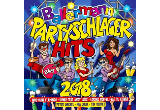 VARIOUS - Ballermann Partyschlager Hits 2018 - (CD)