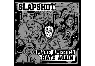 Slapshot - Make America Hate Again (LTD Coloured Vinyl) - (Vinyl)