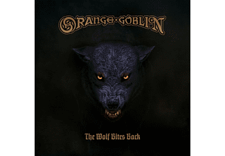 Orange Goblin - The Wolf Bites Black (Ltd.Transparent Blue Vinyl) - (Vinyl)