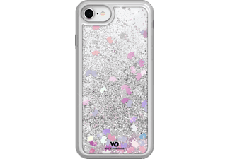 WHITE DIAMONDS Sparkle Handyhülle, Transparent, passend für Apple iPhone 6, iPhone 6s, iPhone 7, iPhone 8