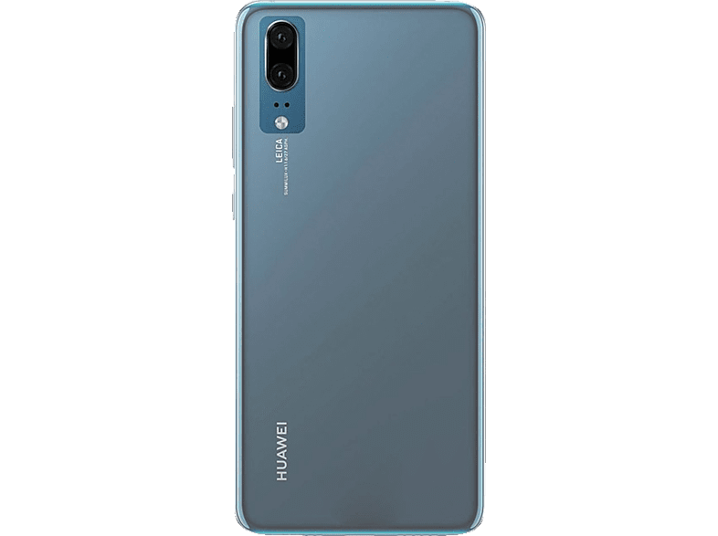 2448 Backcover Huawei P20 Thermoplastisches Polyurethan Transparent | 04052335033884