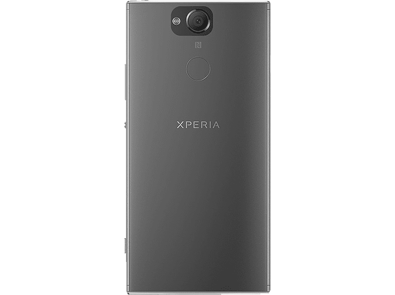 2442 Backcover Sony Xperia XA2 Thermoplastisches Polyurethan Transparent   04052335033808