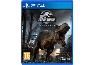 Jurassic World Evolution PlayStation 4