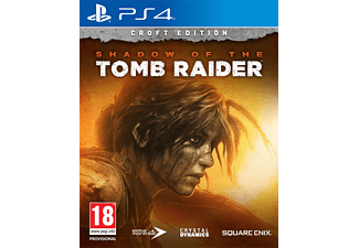 Shadow of The Tomb Raider: Croft Edition PlayStation 4