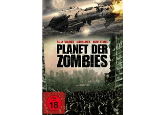 PLANET DER ZOMBIES - (DVD)