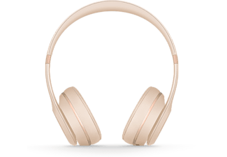 BEATS Solo3 Wireless - Matt guld