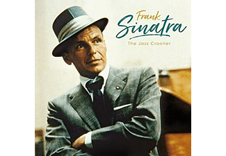 Frank Sinatra - The Jazz Crooner - (CD)