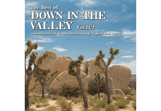 VARIOUS - Best Of Down In The Valley Vol.1 & 2 - (CD)