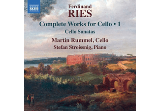 Rummel,Martin/Stroissnig,Stefan - Werke für Cello Vol.1-Cellosonaten - (CD)