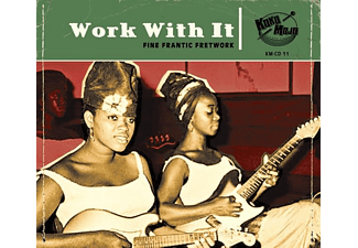 VARIOUS - Work With It - (CD)