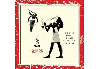 Sun Ra - God Is More Than Love Will Ever Be - (CD)