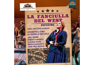 VARIOUS - La Fanciulla del West - (CD)