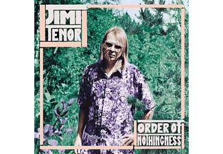 Jimi Tenor - Order Of Nothingness - (Vinyl)