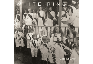 White Ring - Gate Of Grief - (CD)