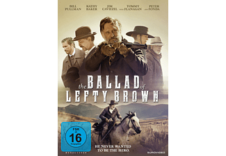 The Ballad of Lefty Brown - (DVD)