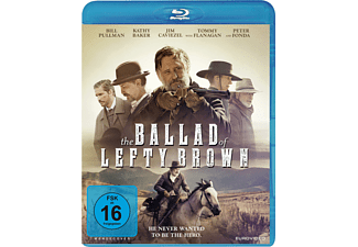 The Ballad of Lefty Brown - (Blu-ray)