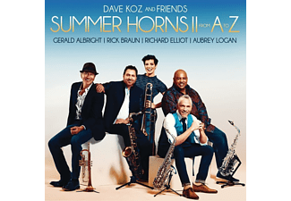 Dave And Friends Koz - SUMMER HORNS II-FROM A TO Z - (CD)