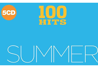 VARIOUS - 100 Hits-Summer - (CD)