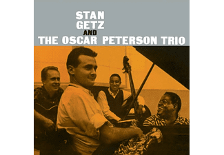 Stan & The Oscar Pe Getz - Stan Getz & The Oscar Peterson Trio+1 Bonus Trac - (CD)