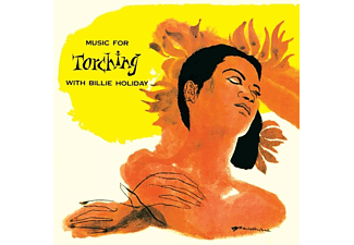 Billie Holiday - Music For Torching+Bonus Album Velvet Mood - (CD)