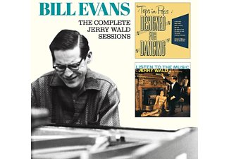 Bill Evans - THE COMPLETE JERRY WALD SESSIONS - (CD)