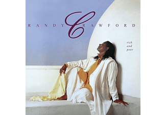 Randy Crawford - RICH AND POOR - (CD)